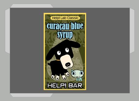 Etiquetas feitas para Xarope > HelpBar! (curação)