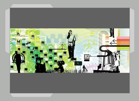 Revista INFO – ilustração