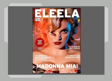Capa Revista Eleela – Maio – 2007
