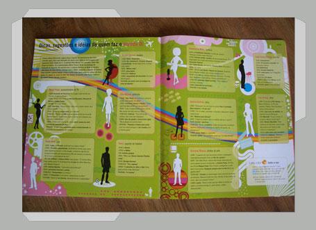 Revista Oi > ilustração