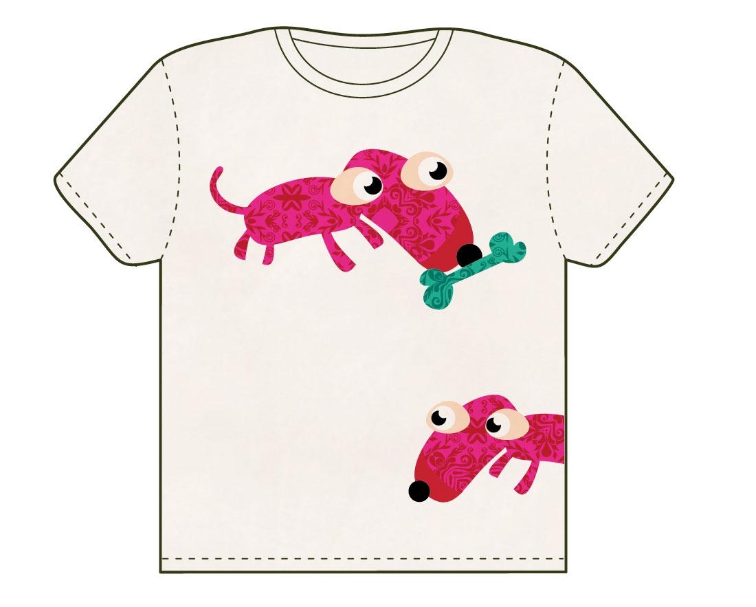 Projeto camisetas 2011